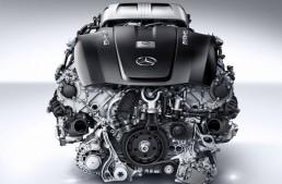 Aston Martin Vantage with 4.0 liter V8 bi-turbo Mercedes-AMG engine
