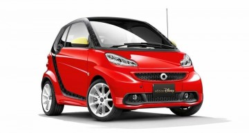Japan will get a Smart ForTwo EV Disney edition
