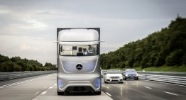 Mercedes-Benz unveils the Future Truck 2025