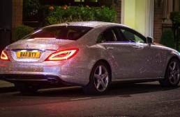 Shine bright like a Mercedes-Benz