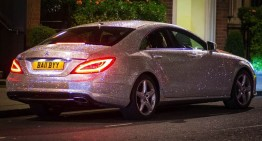 Shine bright like a Mercedes-Benz