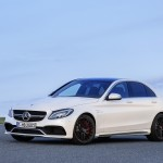 Not too agressive, but very sporty: the new C63 is a gentleman athlete