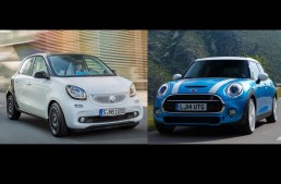 Smart ForFour vs. Mini 5 doors: Does a Fight Makes Any Sense?