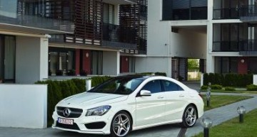 Test drive CLA 220 CDI: For the long term