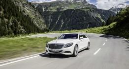 Best Quarter in History for Mercedes-Benz