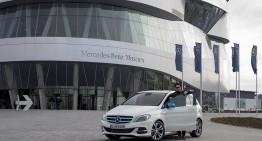 Mercedes-Benz has a new Brand Ambassador