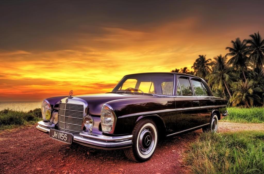 Mercedes-Benz: Past, Present and Future