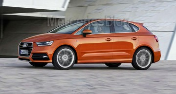 Audi A3 Vario will compete with Mercedes B-Class