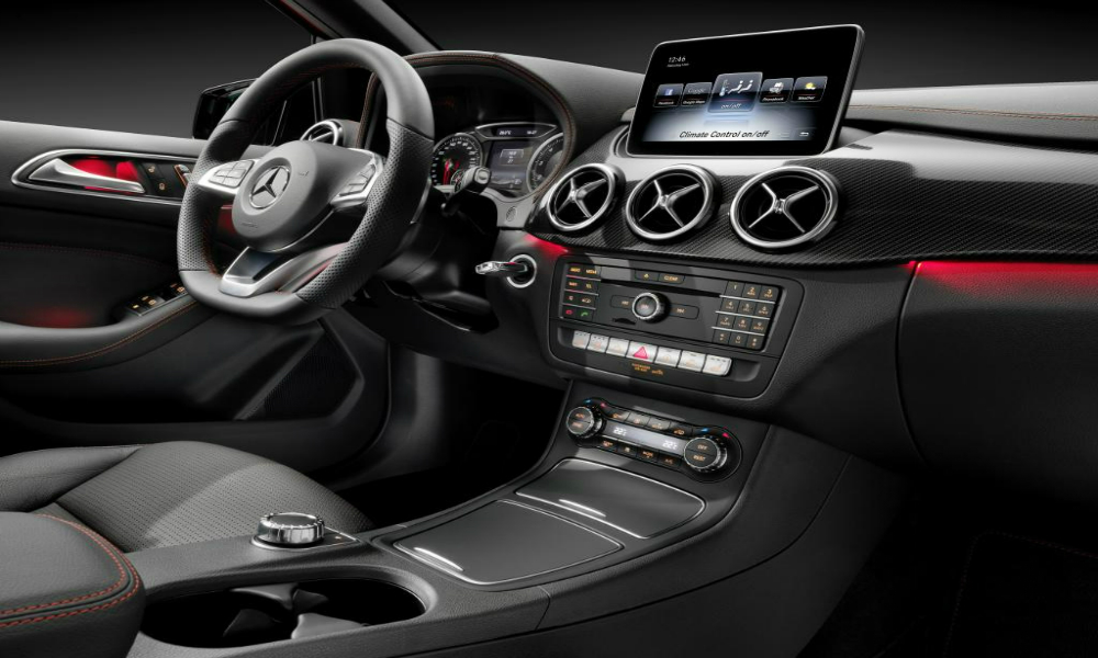 Mercedes-Benz: Start & Stop at the Top. Yes or Not?
