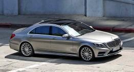 Mercedes-Benz September US sales