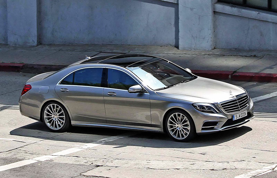 Mercedes-Benz September US sales