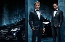 Hugo Boss joins Mercedes AMG Petronas