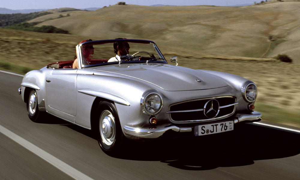 Mercedes 190 Sl The Peaceful Roadster 1955 1963 Mercedesblog