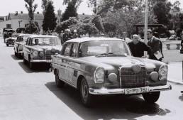 Mercedes-Benz 300 SE / W 112: 50th Anniversary of a Triple Triumph