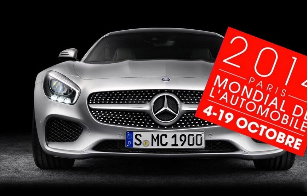 2014 Paris Motorshow: The Mercedes-Benz Premieres vs. The Competition