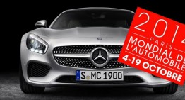 2014 Paris Motorshow: The Mercedes-Benz Premieres vs. The Competition