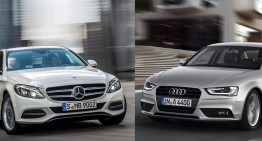 Head-to-Head: two Sparing Executives from Mercedes and Audi