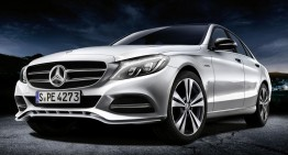 New styling accessories for Mercedes-Benz C-Class