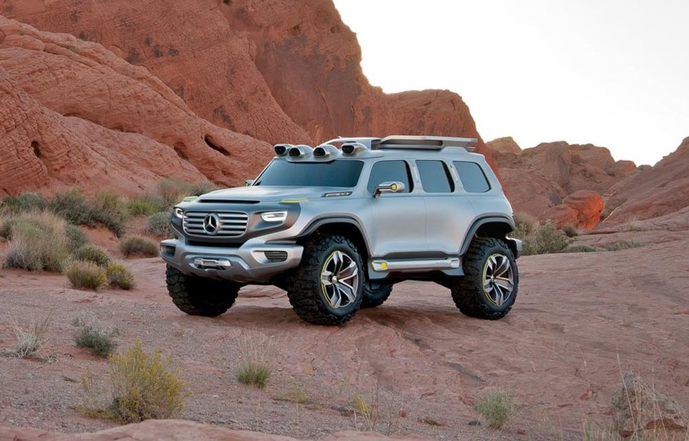 "Confirmed: ""Baby-G-Wagen"" (New Mercedes GLB) will Share Renault Technology"