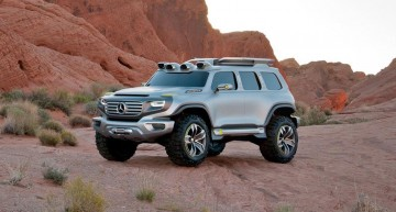 The future Mercedes-Benz GLB will also get the electric EQ B variant