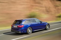 C 450 AMG: The Start of a new AMG Line-up from Mercedes