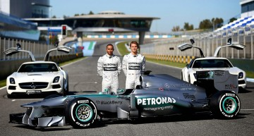Bonuses for Mercedes F1 team