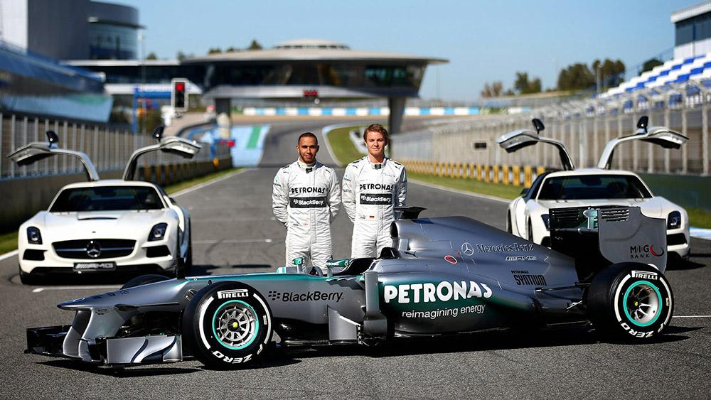 Bonuses for Mercedes F1 team