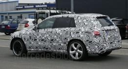 Future Mercedes GLK (GLC) will be larger