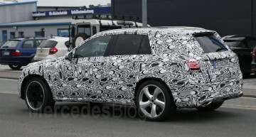 Future Mercedes GLK (GLC) will be larger