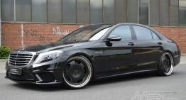 Official: Mercedes-Benz S 63 AMG by MEC Design
