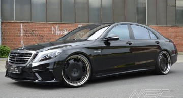 Official: Mercedes-Benz S 63 AMG by MEC Design