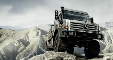 Arnold Schwarzenegger's Unimog is for Sale