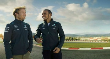 Mercedes-Benz Safety Campaign: Stay Focused!