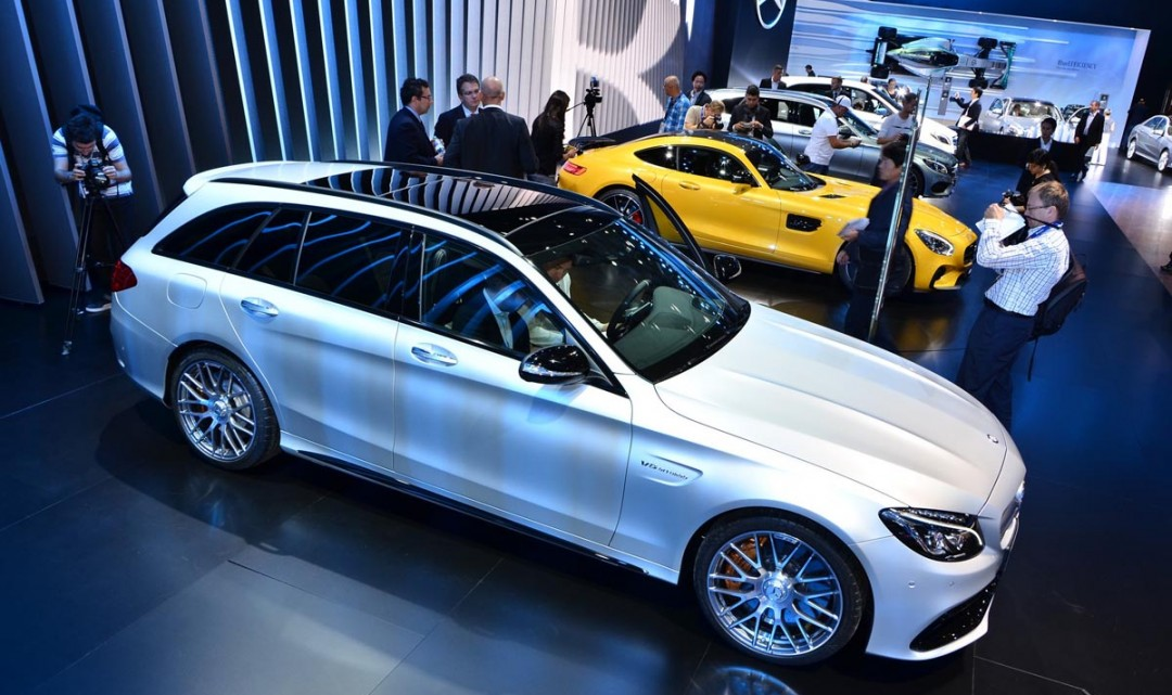 Prices for the new AMG-GT and AMG C63 (in Germany)