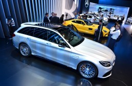 Prices for the new Mercedes-AMG GT and AMG C63 (in Germany)