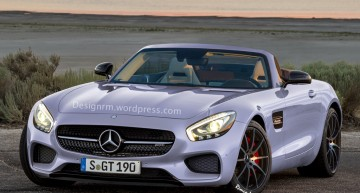 Let the top drop! The Mercedes-AMG GT Roadster on its way!