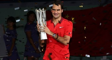 One More Mercedes-Benz for Federer