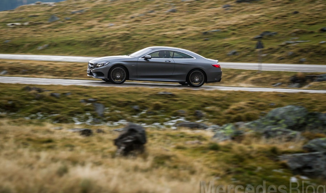 First review Mercedes S 500 4Matic Coupe