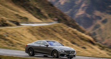 No successor for the Mercedes-Benz S-Class Coupe?