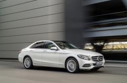 The Mercedes-Benz C-Class Is A Winner! Arigato, Japan!