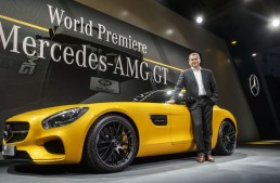 Tobias Moers Reveals AMG Plans