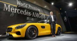AMG boss confirms plans for Mercedes-AMG GT Black Series