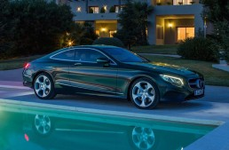 Prices for US Announced for the Luxury Coupe S-Class