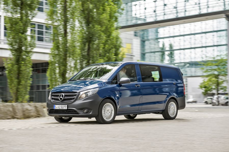 Mercedes Vito, The Ultimate Mid-size Van?
