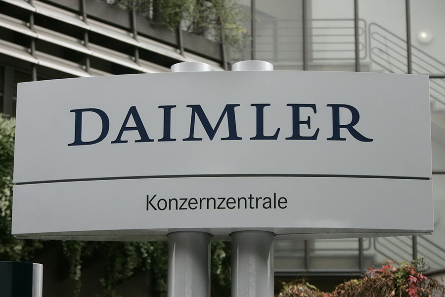Who or what is Daimler?