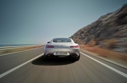 Front Seats for Mercedes-AMG GT's Engine Sound