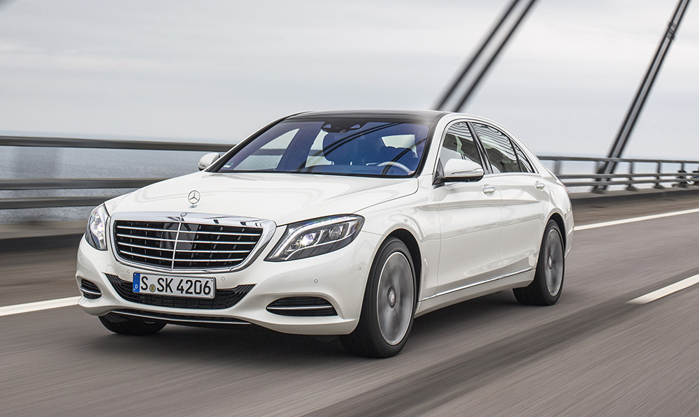 Mercedes-Benz S-Class, Women's World Car of the Year
