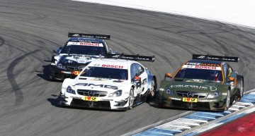 DTM Finale 2014 – a race where Mercedes-Benz were just spectators