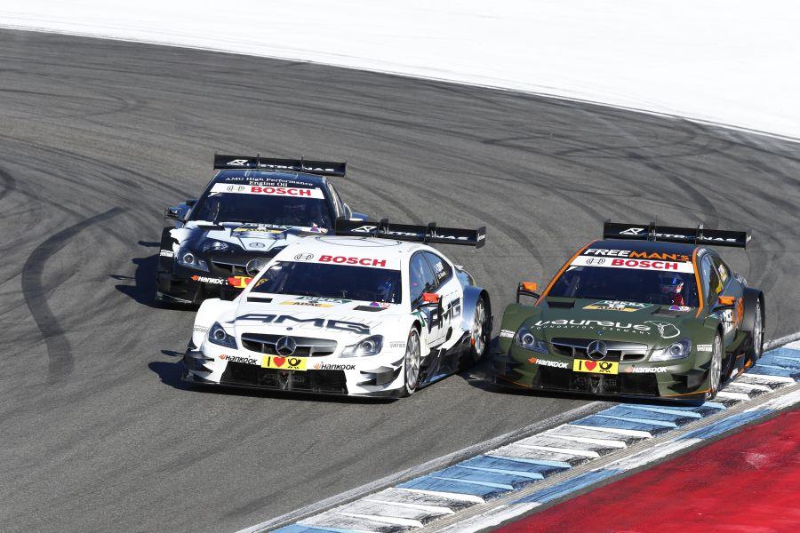 DTM Finale 2014 – a race where Mercedes-Benz were just spectators