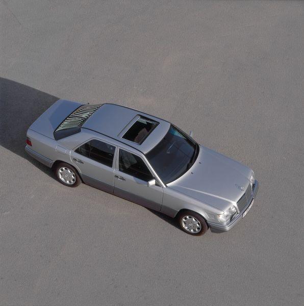 30 years of Mercedes 124 series